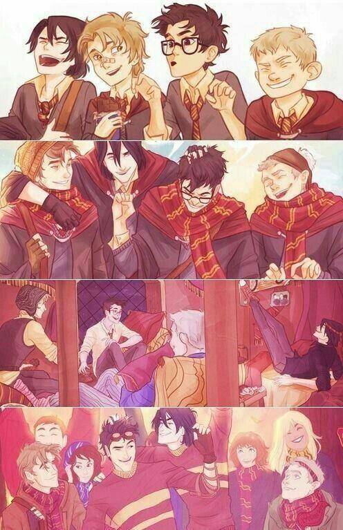Stuck In Time J Potter 3 Harry Potter Anime Harry Potter Esprileri Harry Potter Capsleri