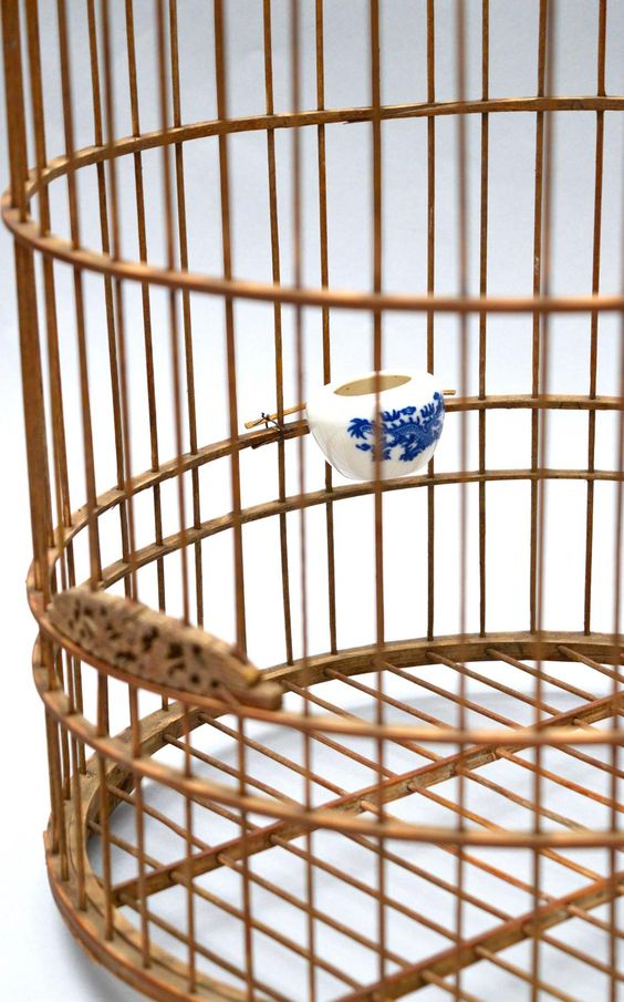 Pair of Antique Chinese Birdcages  image 4