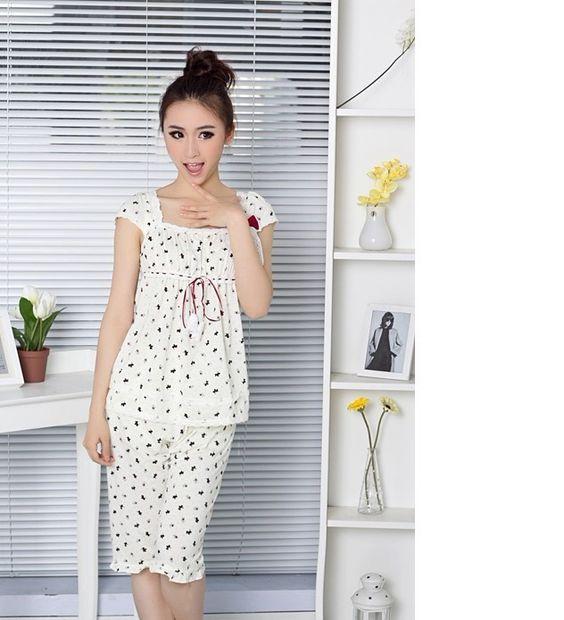 pijamas de mujer de algodon - Buscar con Google