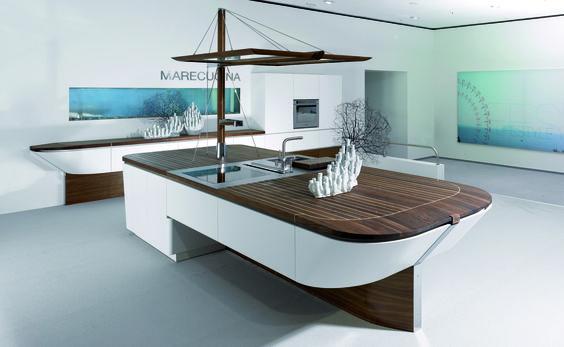 Elegant Alno keuken Marecucina Keuken interieur idee n Pinterest Kitchens