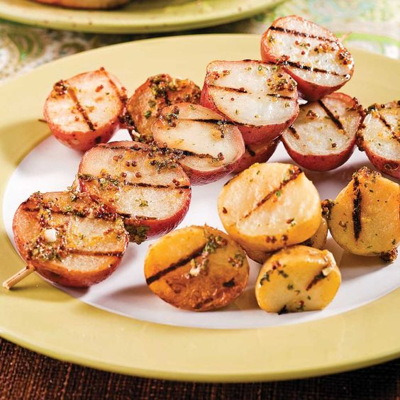 Pommes de terre grelots à la moutarde - Recettes - Cuisine et nutrition - Pratico Pratique