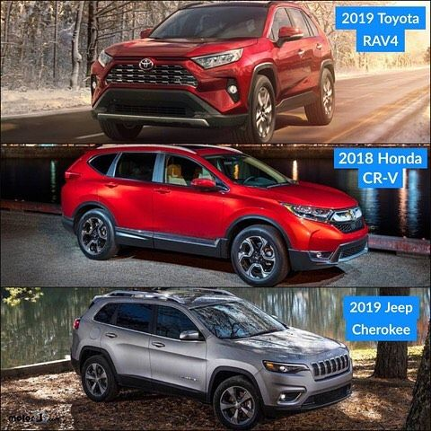 The New Rav4 May Look Rugged But How Does It Compare To Some Of