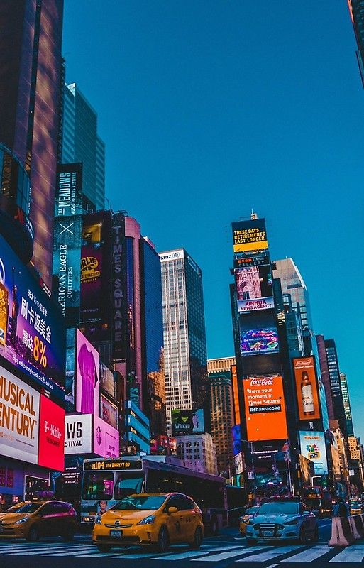 New York Evening Iphone 12 Soft By Pictureeyes In 2021 Stunning Wallpapers City Wallpaper Wallpaper Iphone Neon