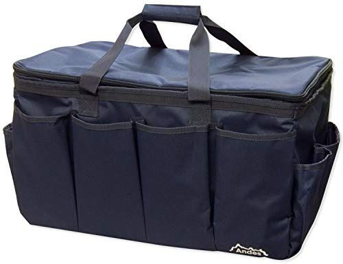 Andes Insulated Camping Kitchen Store Travel Cool Bag Picnic