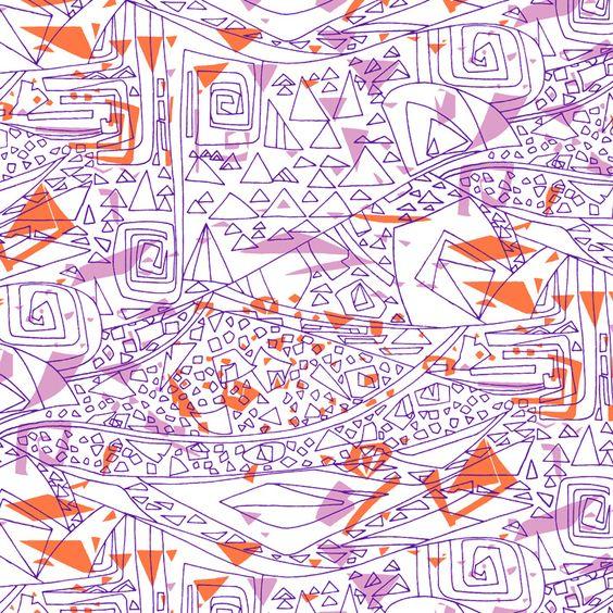 Lena Corwin - Textiles: