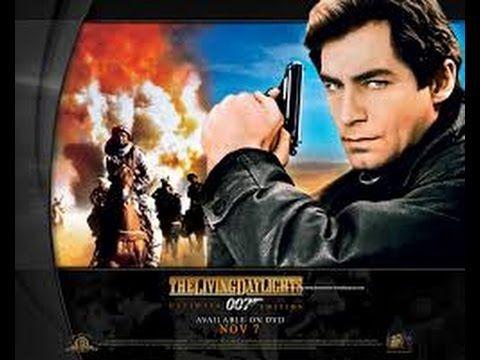 007 james bond full movies | james bond The Living Daylights full movie - YouTube