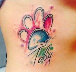 Die Besten 25 Tattoo Katzenpfote Ideen Auf Pinterest