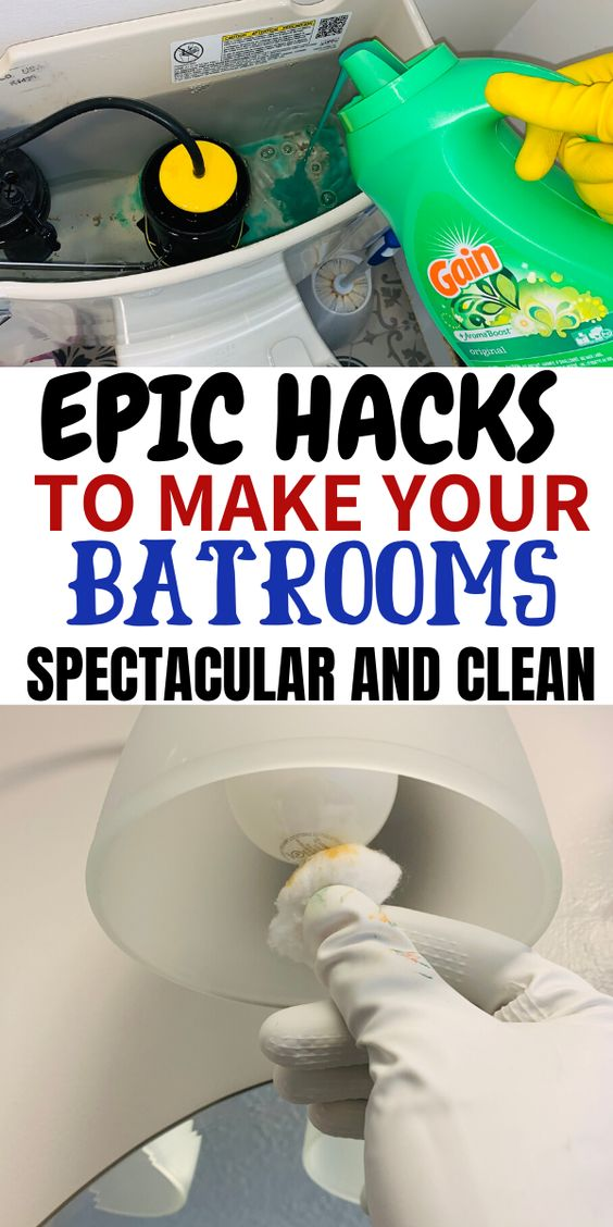 These clever and brilliant bathroom hacks will leave your bathroom smelling amazing.There are lots of cleaning tips and tricks to get the job done out there. These cleaning tips and smell hacks are all time best to make home cleaning easy.#smellhacks #cleaninghacks #householdhacks #cleaningtips #householdtips