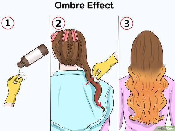 con que agua oxigenada se decolora el pelo