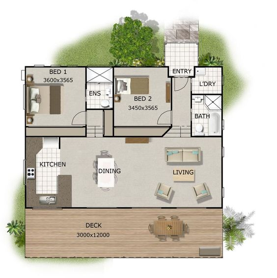 The hideaway kit home future home pinterest kit Tiny house floor plan kit