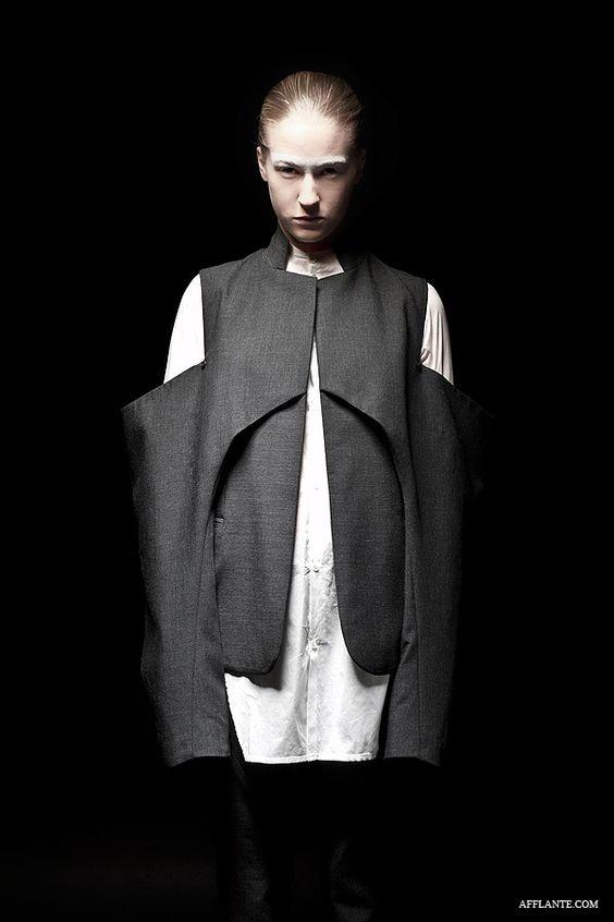 'GETOUTOFYOURSKIN' Fashion Collection // Caterina Ciuffoletti | Afflante.com