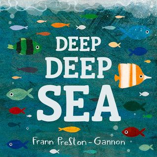 """Deep Deep Sea"", Frann Preston-Gannon 2015"