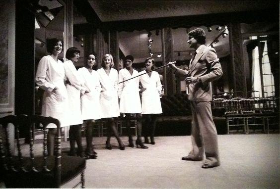YVES SAINT LAURENT - PIERRE BOULAT - 1974