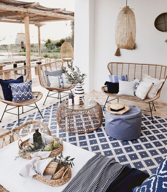 Idée décoration intérieure maison - déco  extérieur - aménagement intérieur tendance et moderne scandinave