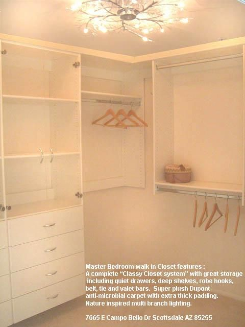 Vestidor home d cor bedrooms and wardrobes pinterest - Organizacion armarios ...