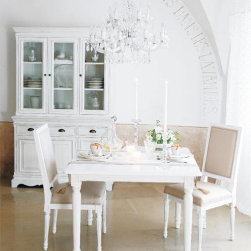 vaisselier josphine maison du monde - Meubles Blanc Maison Du Monde