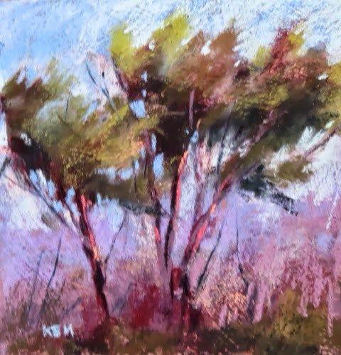 """Pawleys Island Day 3....Painting Island Style"" - Original Fine Art for Sale - © Karen Margulis"