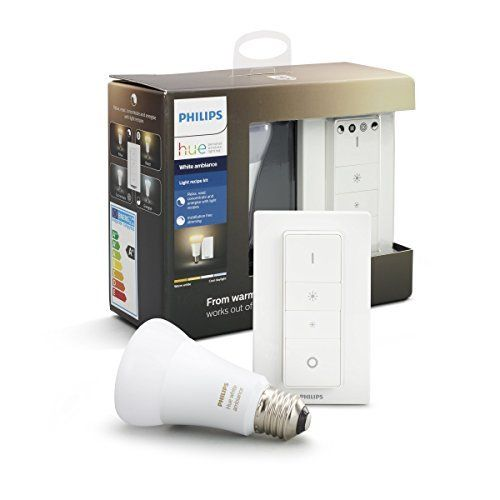 Neuer Artikel Eur 49 95 Philips Hue White Ambiance Light Recipe Kit E27 Led Lampe Inkl Dimmschalter Dimmbar Alle Weissscha Led Leuchtmittel Leuchtmittel Hue