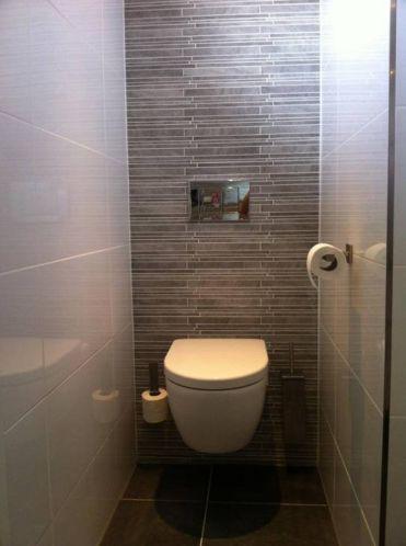 Mooi voorbeeld wc tegels wc pinterest kleur - Inrichting van toiletten wc ...