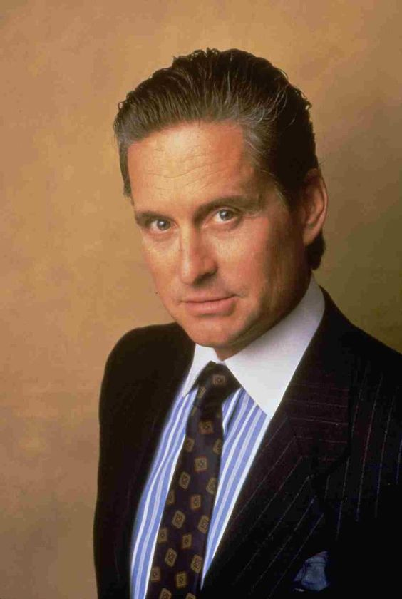 Still of Michael Douglas in Wall Street