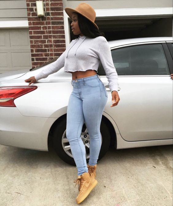Wheat Forces | Outfit Ideas | Pinterest | Cars Black women and Shape