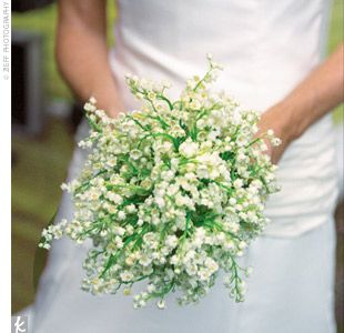Lily of the valley....May flower