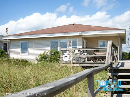 Vacation Rental Topsail Beach-N. Anderson Area Oceanfront | AYCOCK