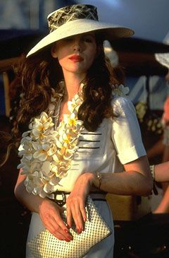 Kate Beckinsale in 'Pearl Harbor', early '40's style.