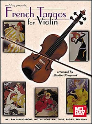 French Tangos for Violin (Book)