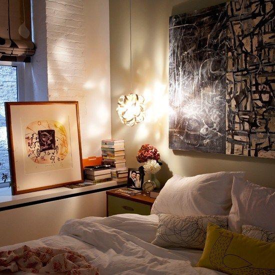 Petite cosy et pleine de souvenirs chambres parentales - Chambre parentale cosy ...