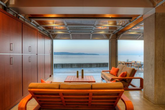 Tsunami House | Custom Home Magazine | Designs Northwest Architects, Camano Island, WA, USA, Single Family, New Construction, Modern, AIA - Local Awards 2013