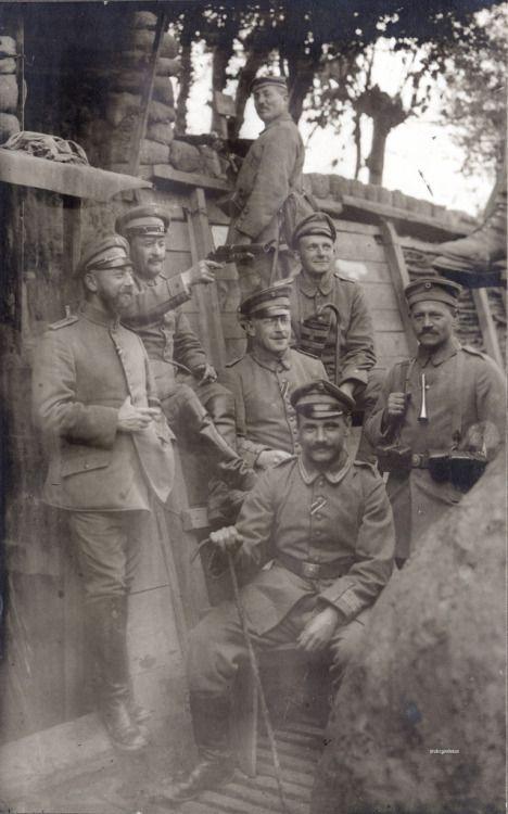 """WW1. """"Kriegsbilder der 2. Kompagnie des Landwehr-Brigade-Ersatz-Batl. 55"""" Page 3 (1) (di drakegoodman)"""