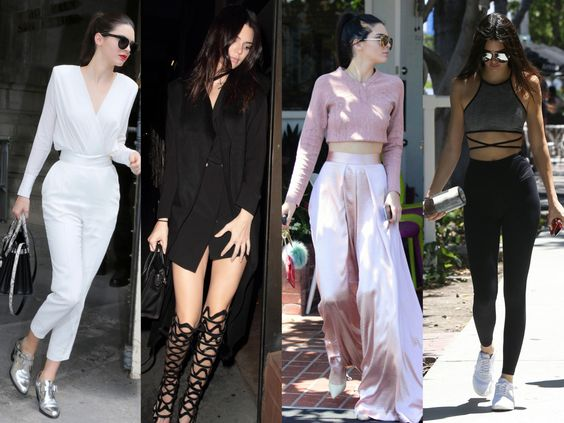 Queen Kendall — Requested- Favorite 2015 Street Style Looks of...