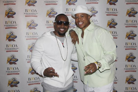 Photos: BMOA Block Party with R&B singer Avant
