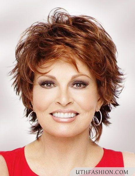 Short Hair Cuts Mature Women 60