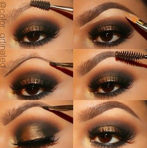 @color_qrtinated Brow Tutorial:
