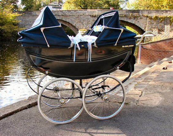 Prams Twin And Coaches On Pinterest