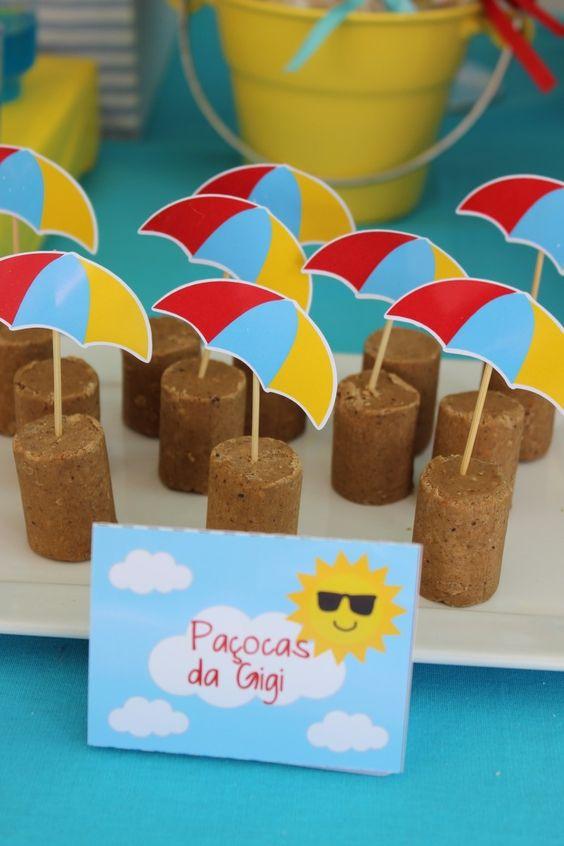 """Decoração de Festas By Catia Lins: Aniversário """"Fundo do Mar"""":"""