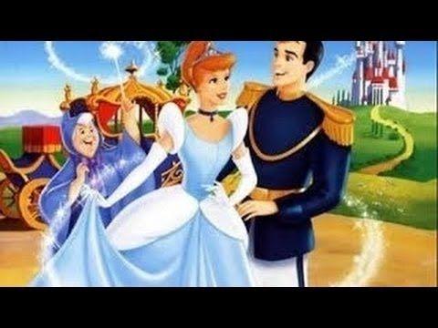 La Cenicienta 1950 La Película De Disney Completa En Español Latino Peliculas De Disney Cuento De Cenicienta Peliculas