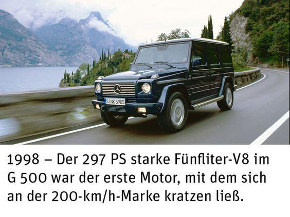 Mercedes G History: Mercedes-eksotik dari 35 tahun (galeri foto, gambar 78) - 4WHEELFUN