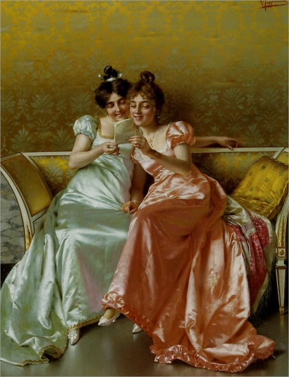 The Letter (Vittorio Reggianini)