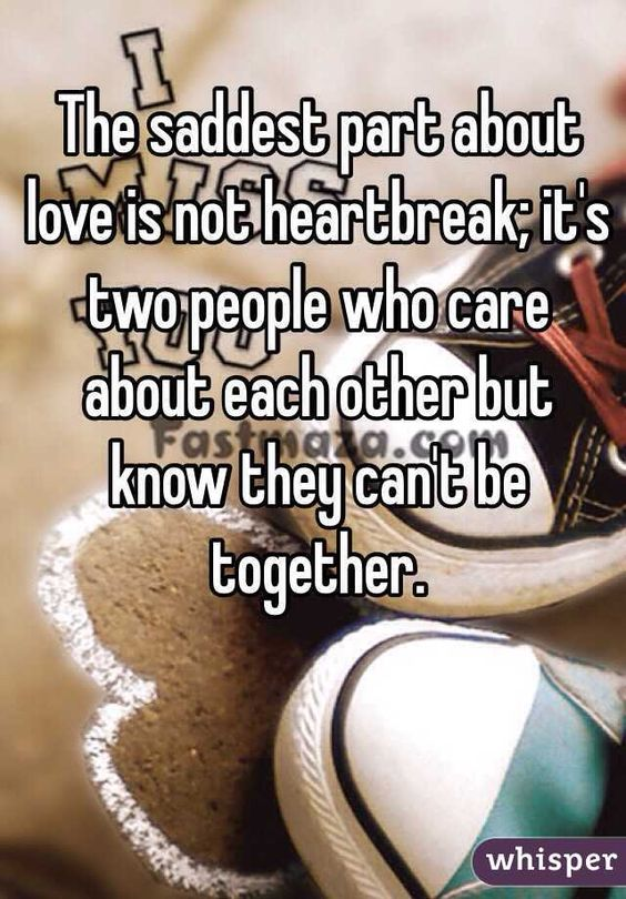 Love Each Other Quotes: Two People Love Each Other But Cant Be Together