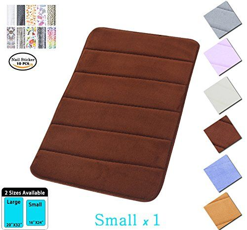 Soft Memory Foam Bath Mat Non Slip Floor Bath Rug Laundry Room Kitchen Shower Carpet Bathroom Runne Non Slip Flooring Memory Foam Bath Mats Where To Buy Carpet