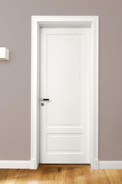 Innentür Weiß Mit Zarge Tür : Innentür Weiß Mit Zarge ...