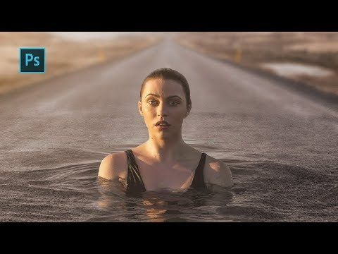 How To Creatively Blend Two Images In Photoshop Photoshop Tutorial Youtube Photoshop Tutorial Creative Photoshop Photoshop Photography