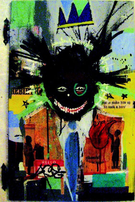 jean-michel basquiat artwork | Share | Jean-Michel ...