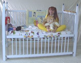 Excited too Baby adult baby furniture what phrase