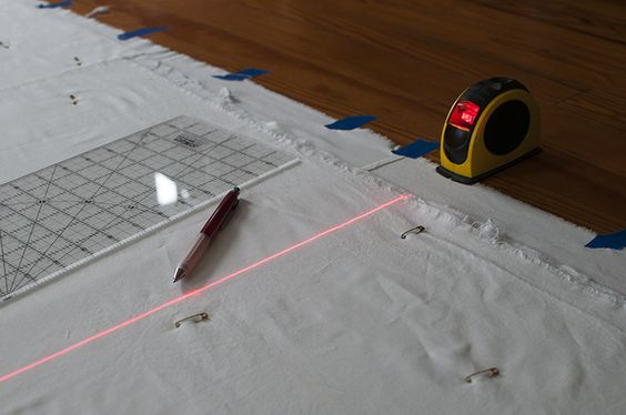 Love this idea, I think I need to buy one of these ! Point me - marking tool