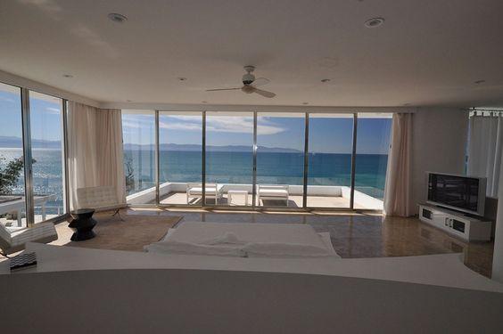Luxurious Villa from the Movie 'Limitless' in Puerto Vallarta, Mexico.