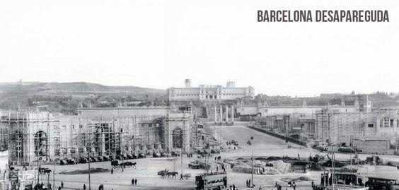 exposició Internacional 1929 (març 1928)